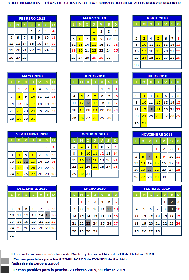 calendario-marzo-madrid