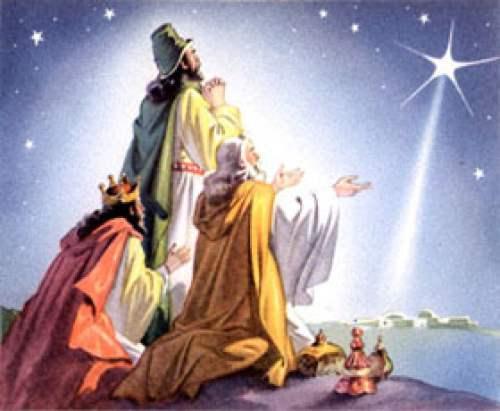 Ya vienen los Reyes Magos