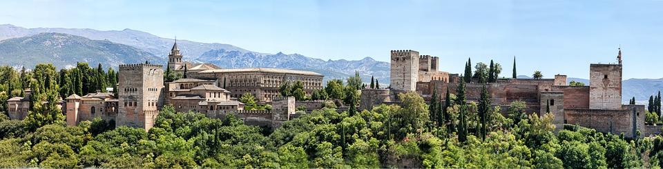 De congreso por Granada
